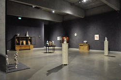 Ausstellungsansichten PORT25 uEiMs_ Foto