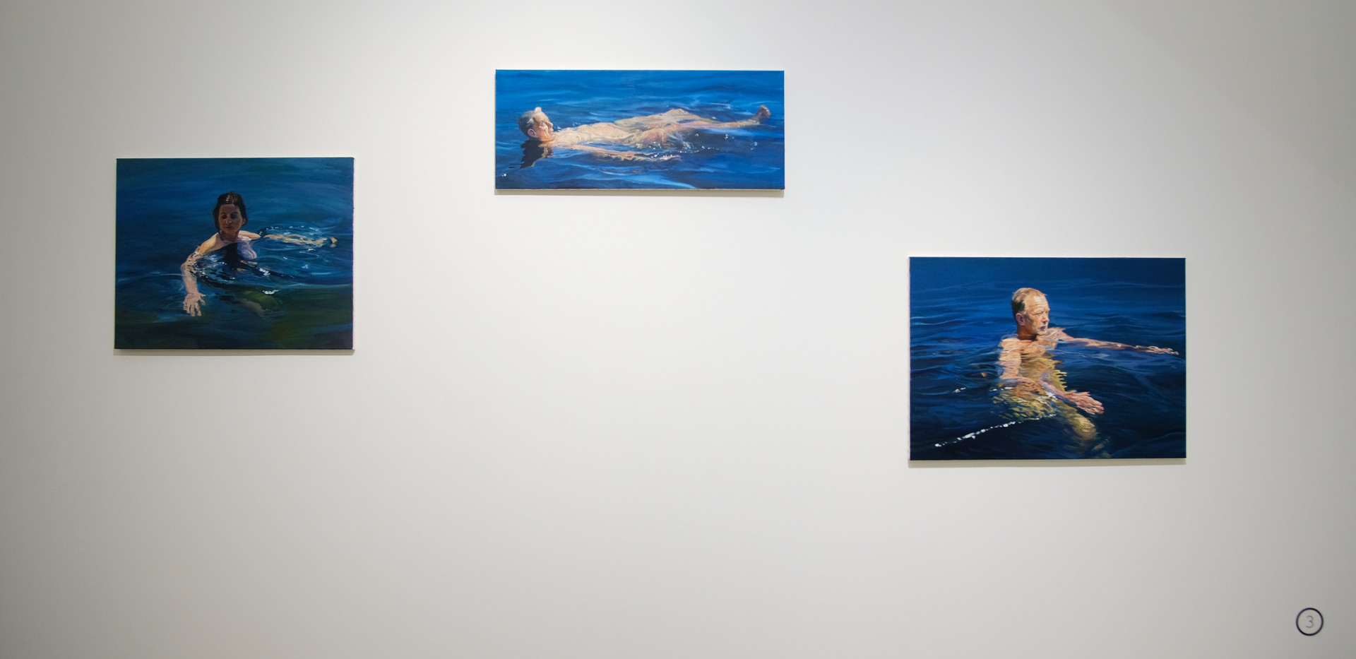 Ingo Lehnhof Ausstellungsansicht