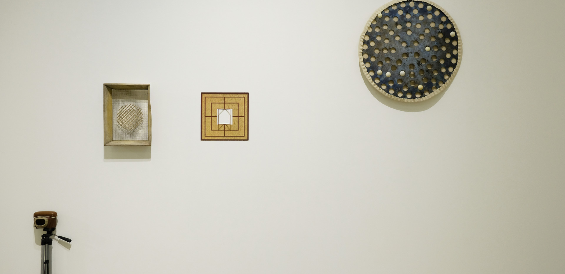 Suse Wiegand Ausstellungsansicht