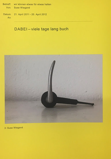 DABEI — viele tage lang buch