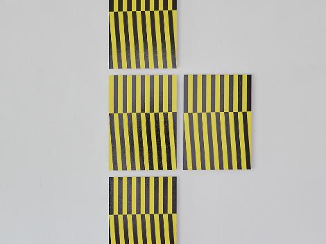 Jonas Maas, Ausstellungsansicht