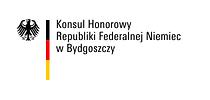 Logo-Konsul Honorowy Niemiec w Bydgoszcz