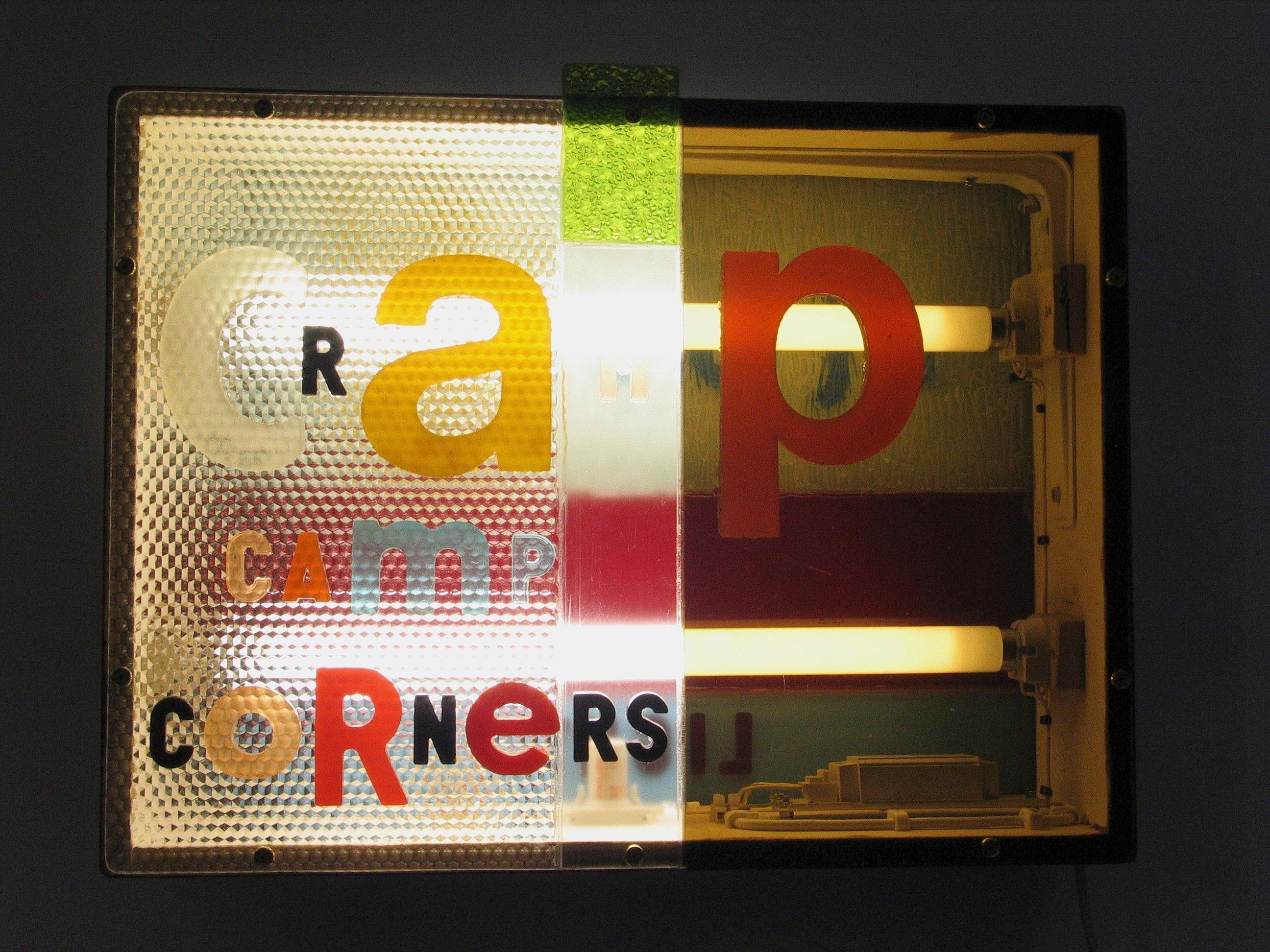 2)CRAMP CAMP CORNERS, (rechts) 2007.jpg