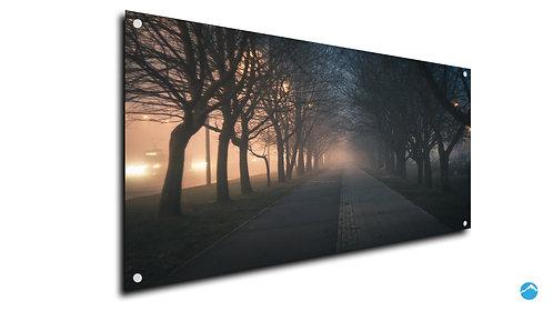 Street Nebel