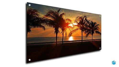 Palmen Sunset Strand