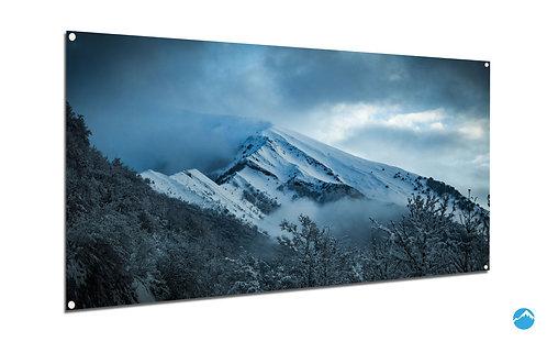 Storm Sky Berg