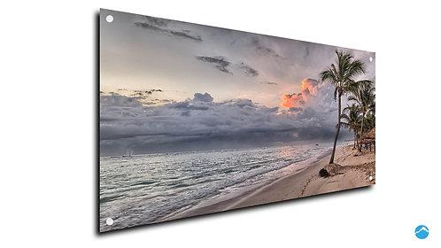 Strand Stormy Beach