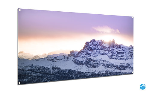 Sunset Frozen