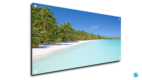 Beach Strand Palmen