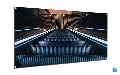 Rolltreppe Licht