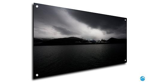 Dark Sky Berg See