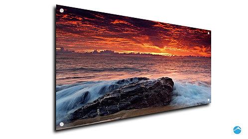 Sunset Meer