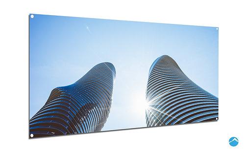 Art Gebäude Sunshine