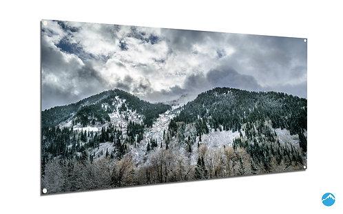 Berg Wald HDR