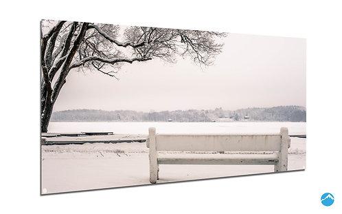 Ice Snow Lake