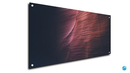 Wüste Rot Wand