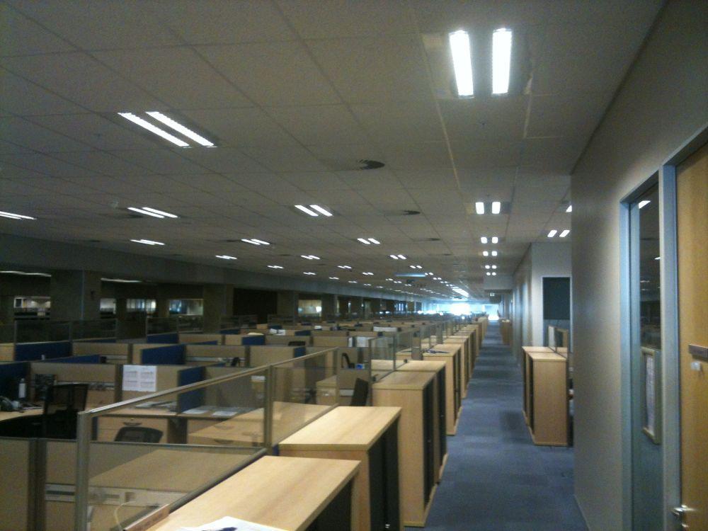 Civic Center Interior