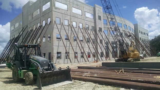 Tilt up panels GBUSD