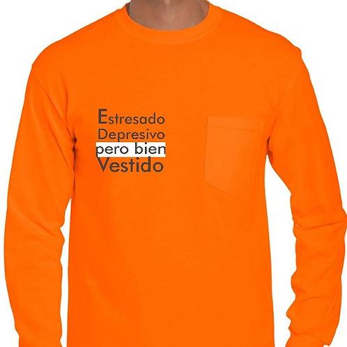 Camiseta Bien vestido