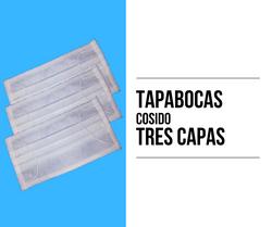 Tapabocas cosido