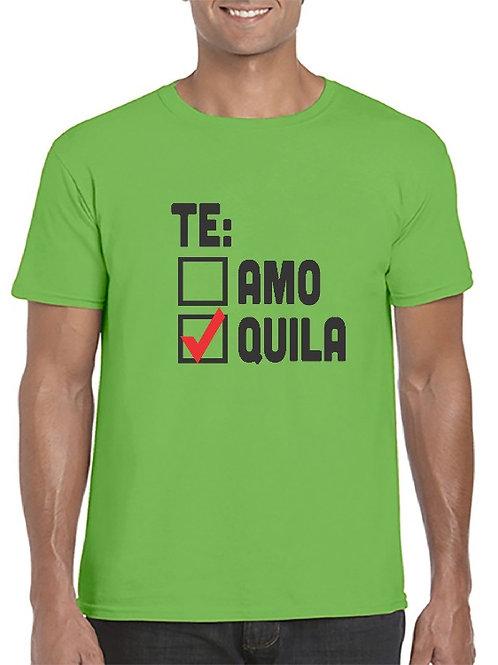 Camiseta Tequila