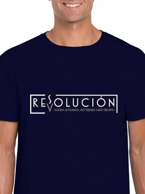 Camiseta Resolucion