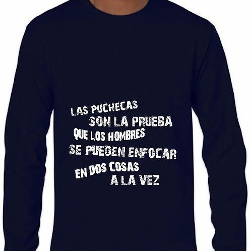 Camiseta Puchecas