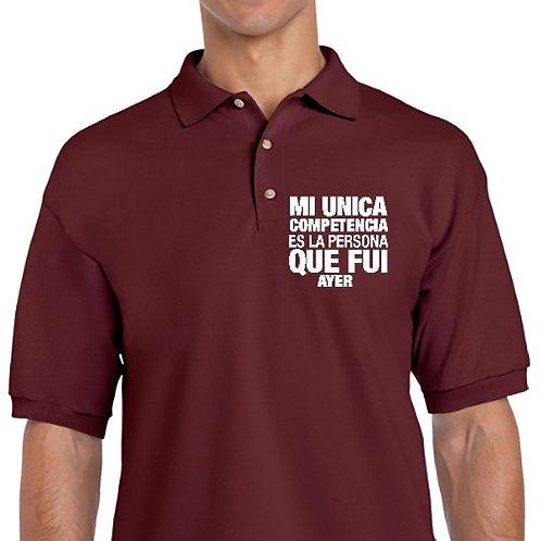 Camiseta Competencia