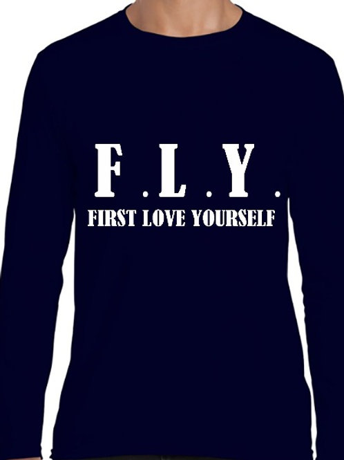 Camiseta First Love Yourself