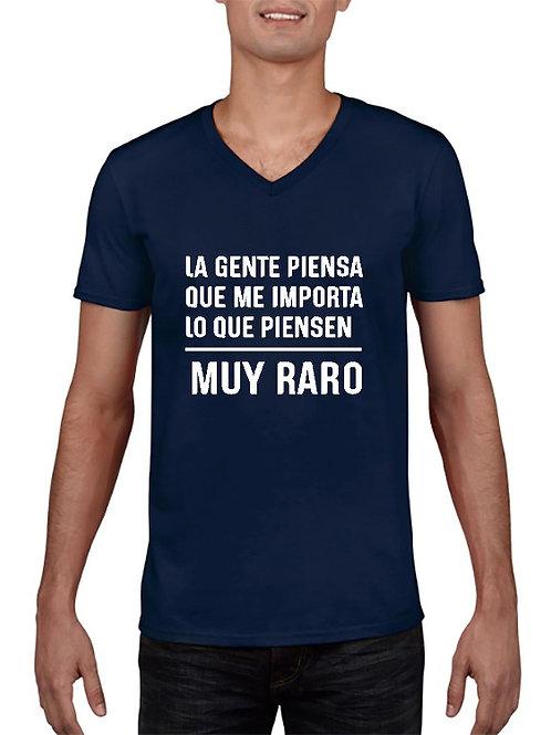 Camiseta Muy raro