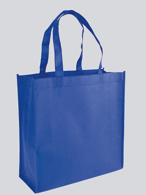 Bolsa con Fuelle y Manija 22 x 29 x 9  cms.