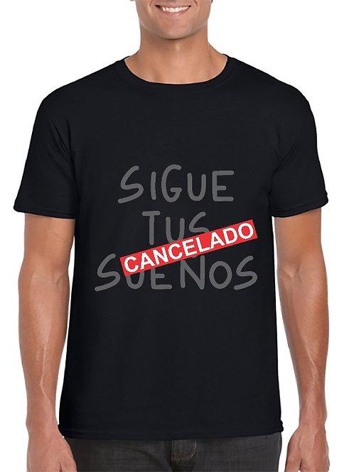Camiseta Sigue tus sueños