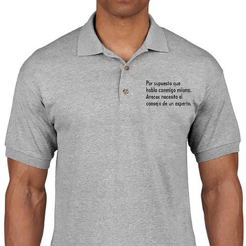 Camiseta consejo experto