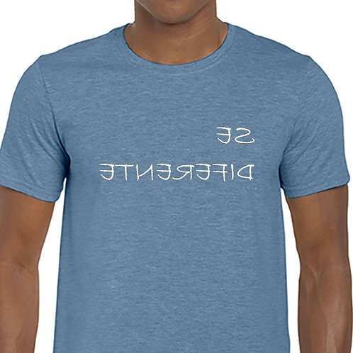 Camiseta Se Diferente