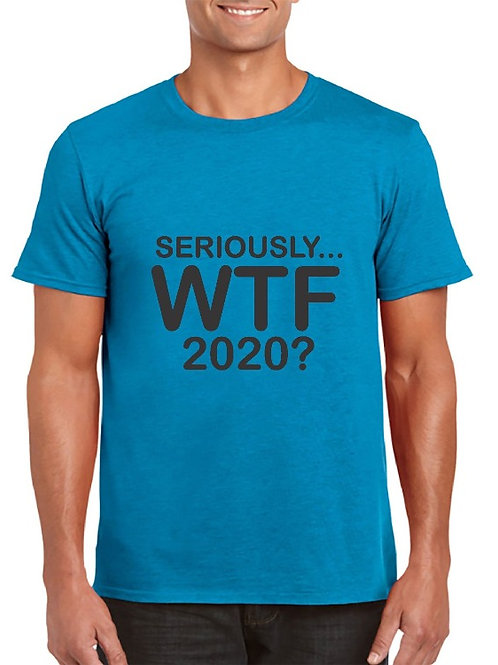 Camiseta WTF 2020