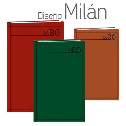 Agenda Milán Tamaño Gerencial