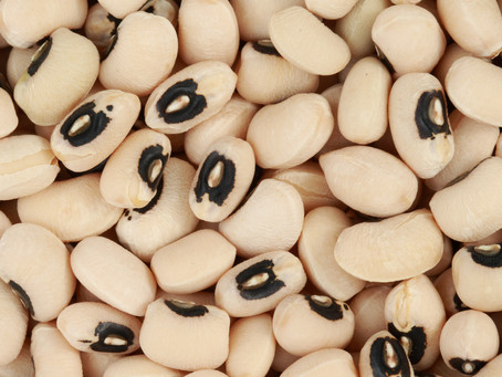 NEW YEAR'S TRADITION: BLACK-EYED PEAS