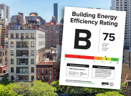 Energy Ratings Coming to a Building Near You