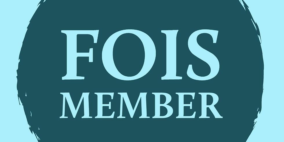 FOIS Member
