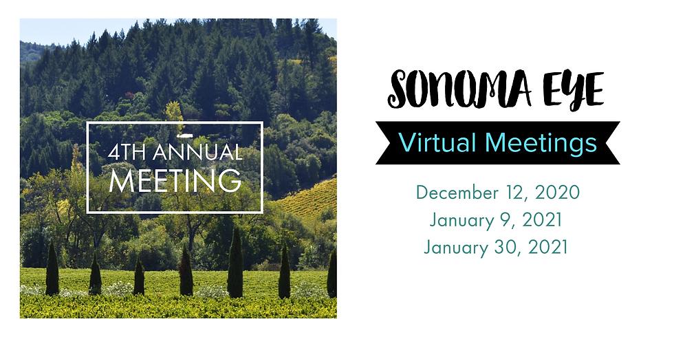 Sonoma Eye Virtual Meetings