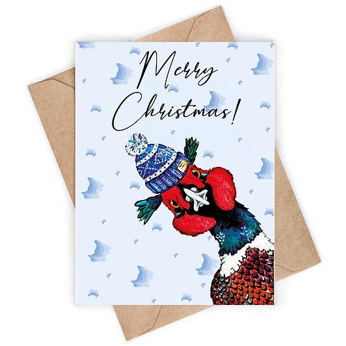 Set of 5 Chrismtas Cards