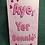 Thumbnail: Aye Yer Bonnie Card