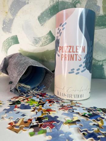 Puzzle'n Prints