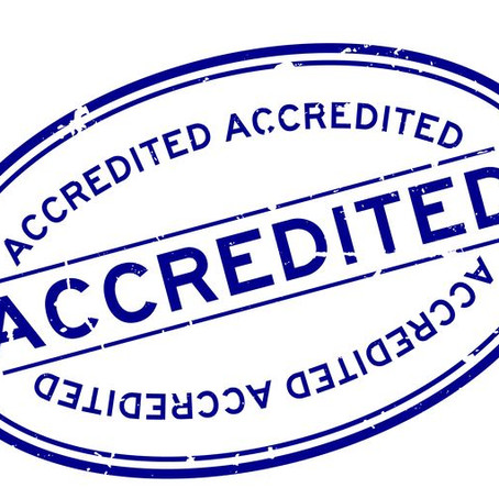 What is Accreditation and what is the purpose behind it?      Authored by: Ali Yusuf.