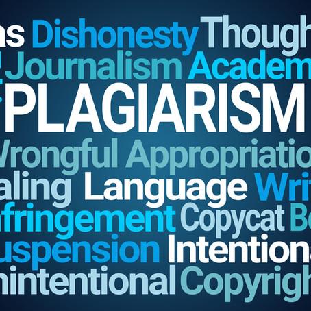 Teaching to Avoid Plagiarism