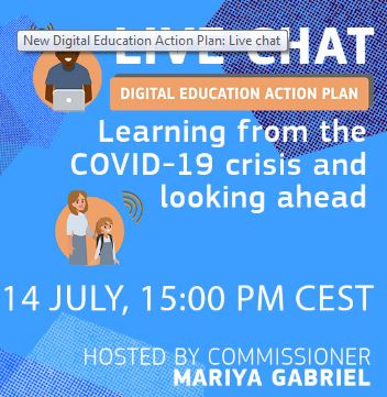 Want to contribute further to the future of European education?