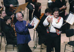 With John Williams
