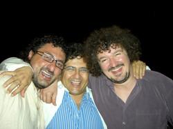 With Aniello Desiderio & Zoran Dukic