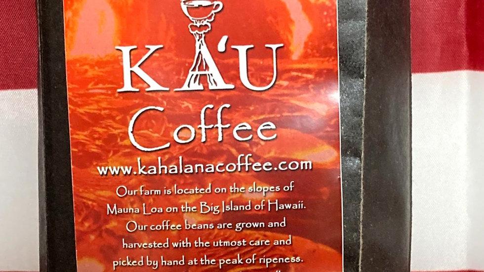 Dark Roast Premium Ka'u Coffee