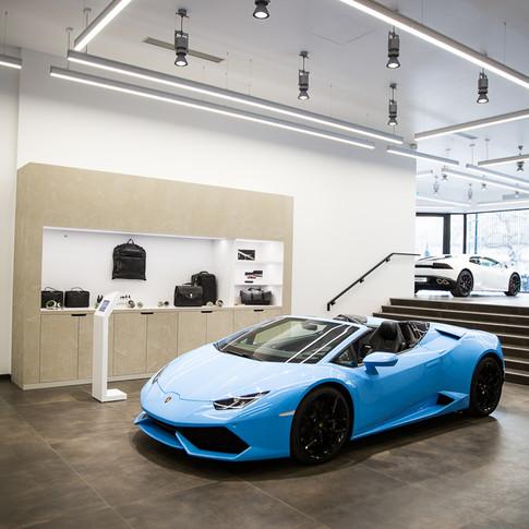 Lamborghini I
